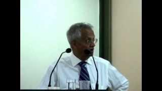Mitigation and Adaptation of Climate Change: Dr. V Ramanathan