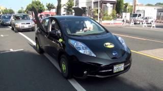A Green Road - National Plug In Day - Celebrating Electric Cars And Vehicles