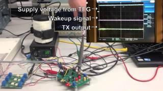 Thermoelectric Generation (TEG) Energy Harvesting