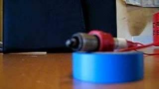 spark plug/capacitor test