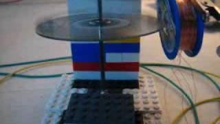 Bedini magnet motor testing new circuit JB