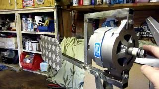 DIY Wind Turbine - WindBlue DC-540
