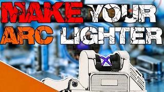 Arc lighter TUTORIAL plasma flyback transformer
