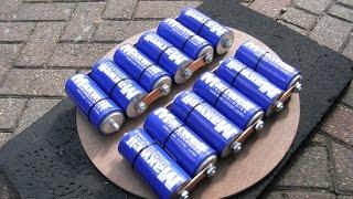 How to charge Maxwell Ultracapacitors / Supercapacitors