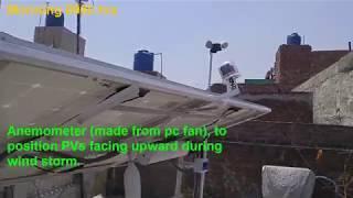 solar tracker system Lahore Pakistan