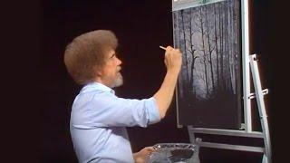 Bob Ross - Golden Rays of Sunshine (Season 28 Episode 4)