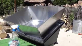 Lamb Stew with the Solar Oven Sport