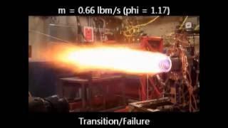 Rotating detonation facility development (~Jan 2014)