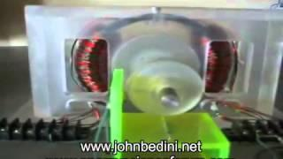 Zero Force Motor - John Bedini