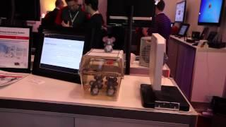 RF Energy Harvesting Demo