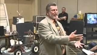 NO EXHAUST Engine - Dennis Lee shows running Geet Engine with NO EXHAUST closed loop