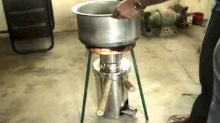 7 TLUD Gasifier Stoves