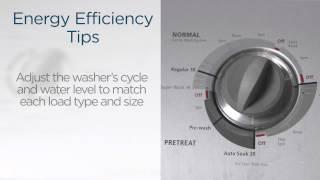 Energy Efficiency Tips for the Laundry Room