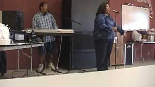 Janet & Enoka Atafua (Samoan Worship at Lawton, OK)_