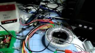 Joule Thief with Monster Toroid
