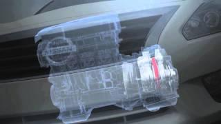Nissan CVT - Continuous Variable Transmission