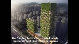 Th First Vertical Forest in Asia (CHINA)