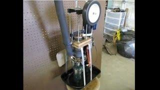 Cheap & Simple Stirling Engine Generator