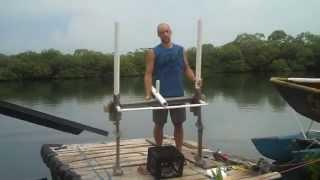 Silent Electric Boat Motor 001 Making it!