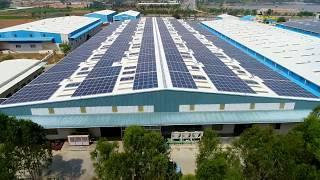 2.5MW Rooftop Solar - Sipani Fibres