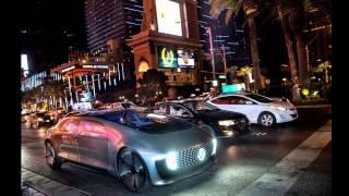 2015 Mercedes-Benz F 015 Luxury in Motion