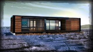 AMAZING - Homes Made From Shipping Containers -
