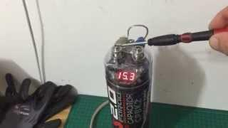 Spark Super Capacitor Discharge And Fast Charging! magnet motor engine  ISRAEL AND USA TECHNOLOGY