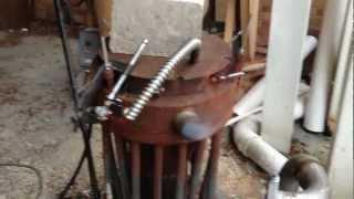 ODU PEGASUS lawn mower gasifier...part1