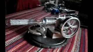 Thermoacoustic Lamina flow Stirling engine.avi