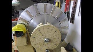 Pulse Motor - Just a Pulse Motor Build & 18 Pole Rotor...