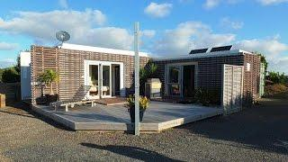 CONTAINER HOME CUSTOM 20ft x2