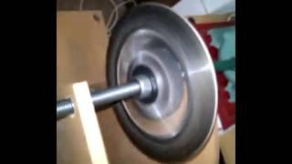 faraday disk aka M machine
