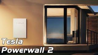First Look: Tesla Powerwall 2 Reveal