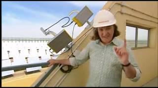 James May (Top gear) visits solar thermal plant in Spain