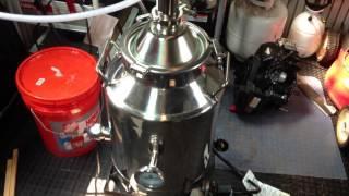 DIY Ethanol Home Fuel Update Part 1