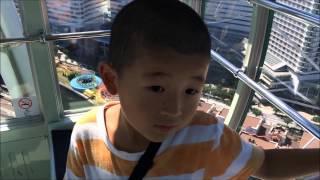 Ferris wheel in Minato-Mirai
