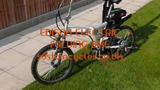 Edison Electric Bike by Sustain Cycles