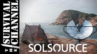 Solsource solar cooker-The Survival Channel-Outdoor Gear Reviews