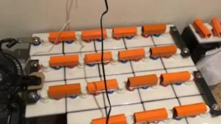 Success with the Ultra-Capacitors - Running Nickel Iron Batteries all night