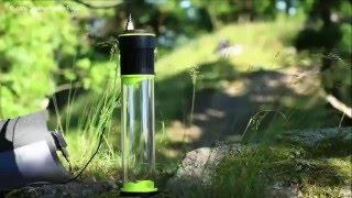 Turning Air into Drinking Water