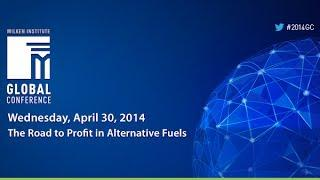 The Road to Profit in Alternative Fuels