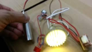 5v Joule Thief 12v LED