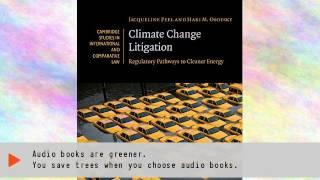 Climate Change Litigation: Regulatory Pathways to Cleaner Energy | Ebook