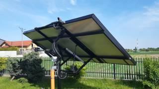DIY Solar Tracker - automatyczny system śledzenia słońca oraz ustawienie kąta solarow