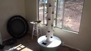 Tower Garden Aeroponic Home Vertical Food Forest