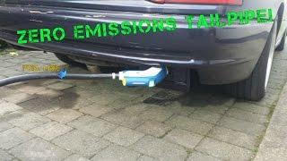 BMW E31 840CI EV Conversion 70 : High Flow Back Box