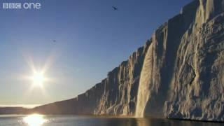 HD: Arctic Melt Time Lapse - Nature's Great Events: The Great Melt - BBC One