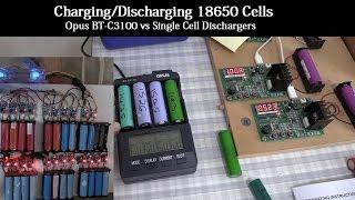 Mikes DIY Powerwall Update 40 - 18650 Charging and Discharging Update