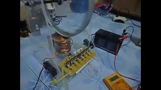 ทดสอบ Bedini Generator motor