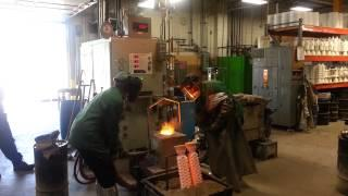 A day at the Job (In-veCast Steel Foundry)